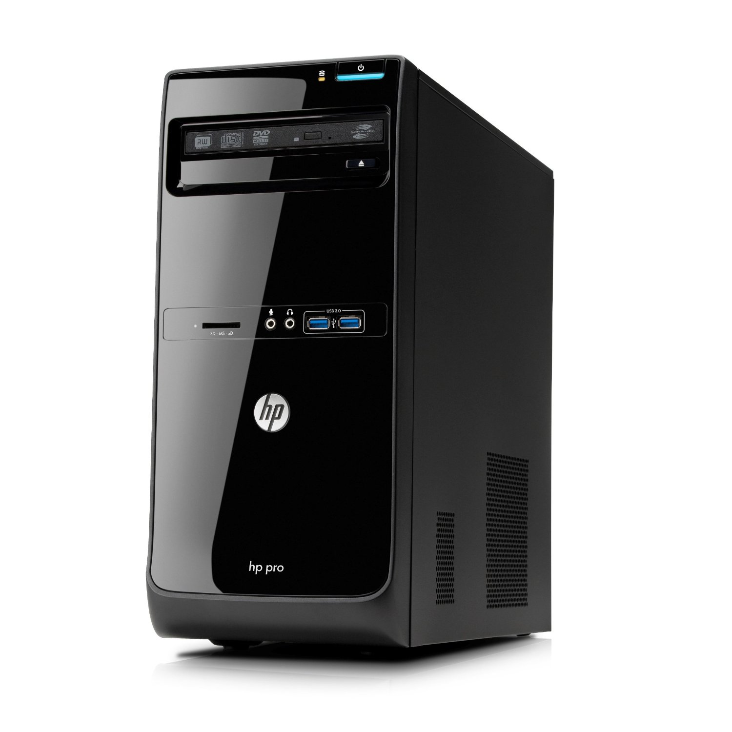 HP Pavillion p6-2410ef Ordinateur de bureau