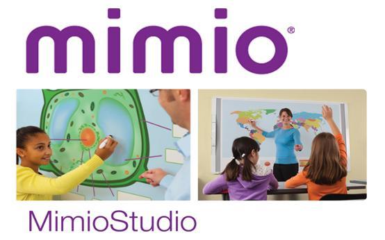 Présentation et enseignement avec le logiciel MimioStudio